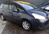 Citroën C4 Grand Picasso 1.6 HDI (2007) - Diesel - Manual - 110 hp - 179.200 km