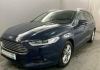 FORD Mondeo Mondeo Turnier 2.0 TDCi Start-Stopp PowerShift-Aut Business Edition Kombi, 5-türig, Automatik, 6-Gang