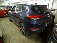 HYUNDAI TUCSON DIESEL - 2015 1.7 CRDi 2WD Premium ISG DCT